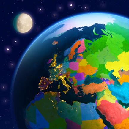 3D地球app