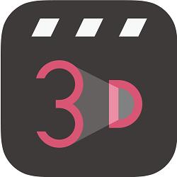 3D Clip app