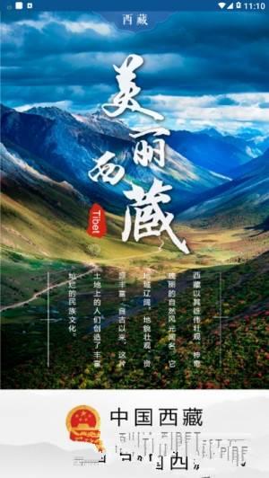 西藏自治区政务app截图