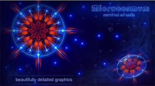 微生物进化模拟器截图