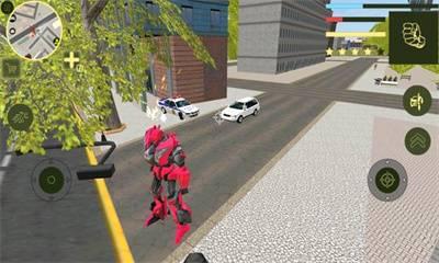机器人变形汽车截图