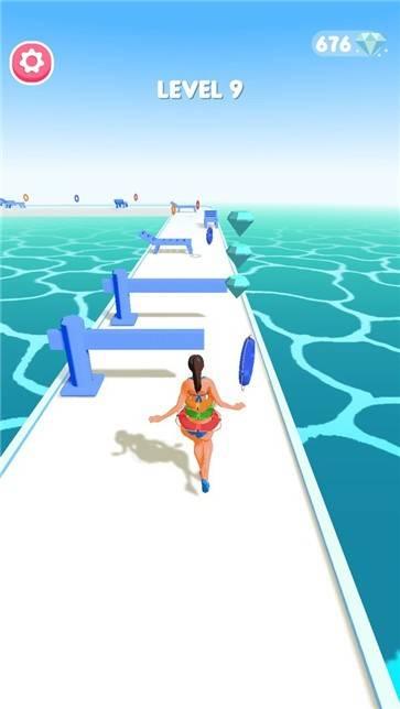 游泳圈圈套截图