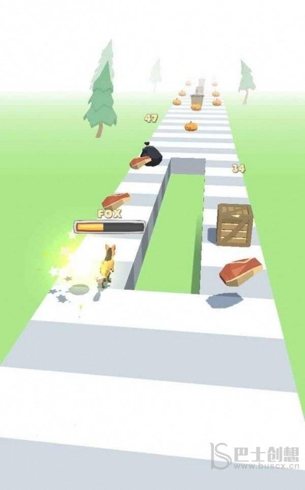 动物快跑3D
