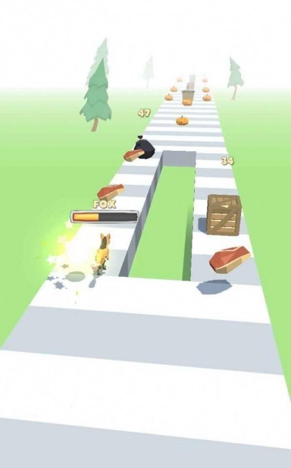 动物快跑3D截图