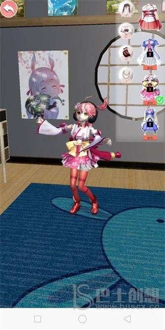 樱花二次元装扮