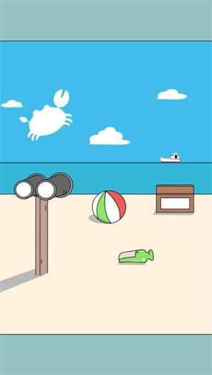 逃脱3海滩截图