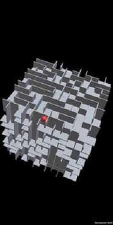 迷宫立方体截图