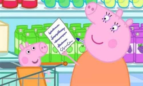 小猪佩奇超市购物模拟器截图