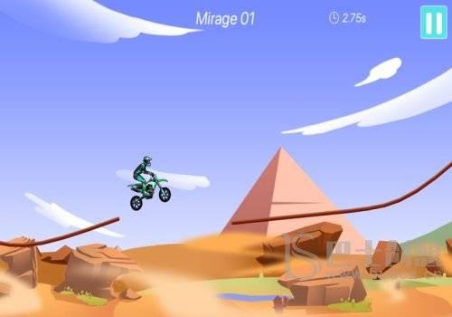 摩托山地自行车汽车