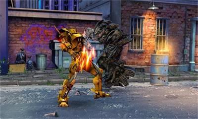 科幻机器人格斗截图