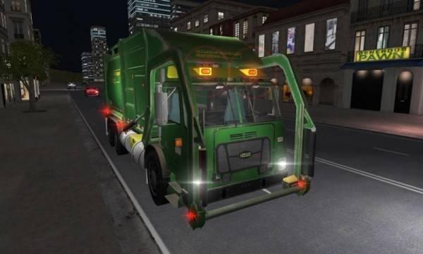 垃圾车游戏截图