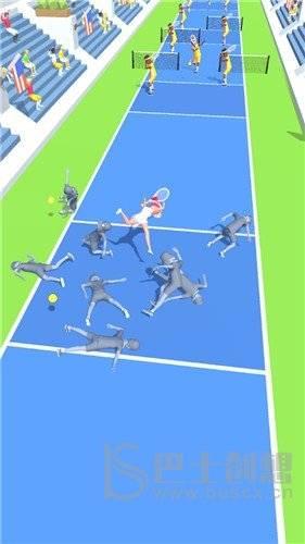 网球小女王