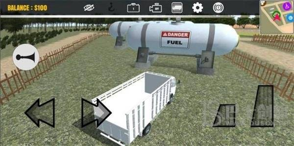 乡村卡车模拟器