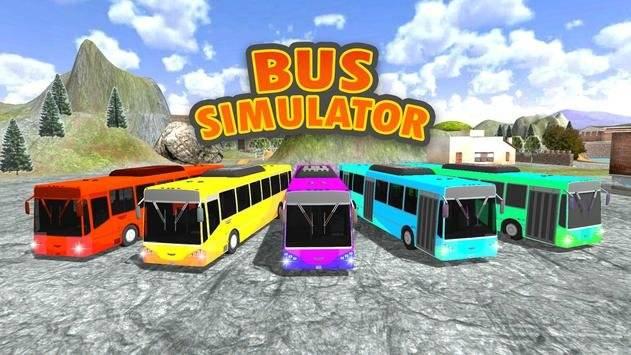越野巴士驾驶模拟器2021