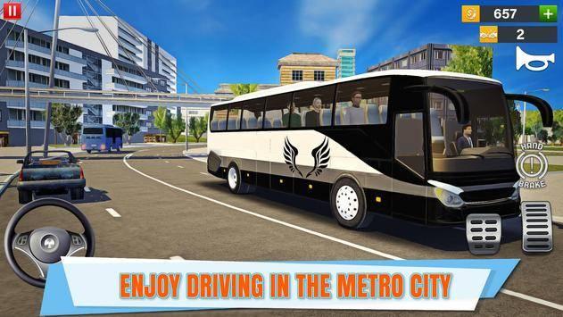 城市教练巴士模拟器2021截图