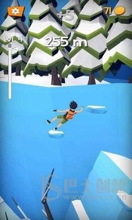 登山者3D