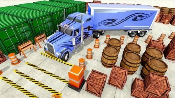 高级卡车停车截图