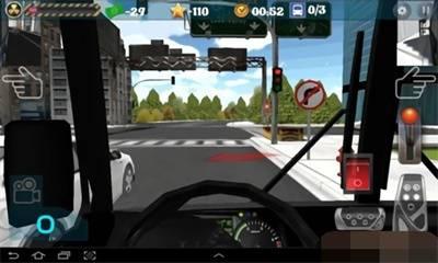 公交车游戏截图