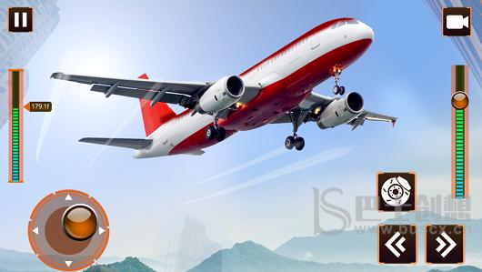飞行员航班模拟器2021