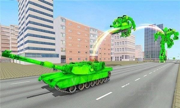 机甲战车大作战