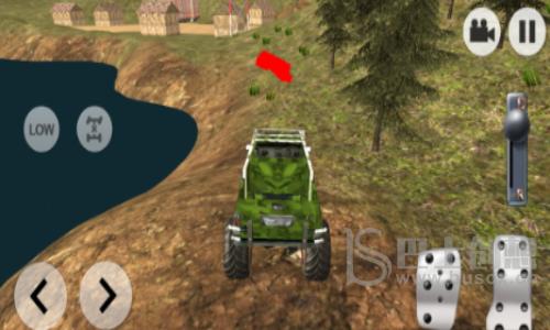 俄罗斯卡车越野赛