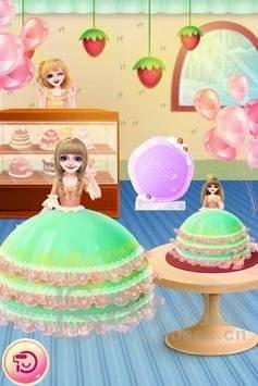 女王蛋糕制作