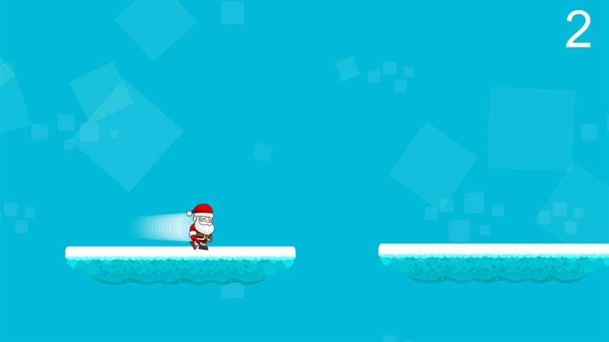 圣诞老人在路上