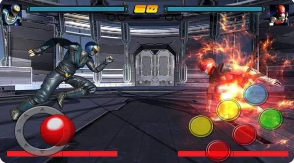超级恐龙战队格斗