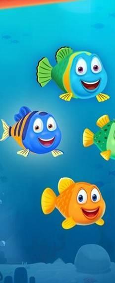 抢救小鱼截图