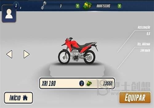 摩托骑手的生活