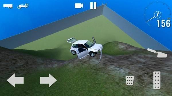 汽车车祸模拟器截图