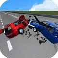 汽车车祸模拟器