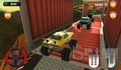 终极怪物卡车3d