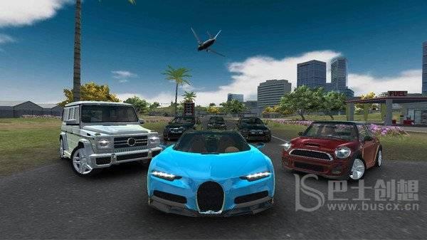 欧洲豪车模拟