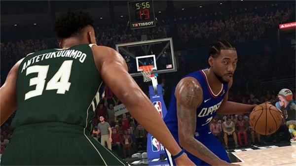 NBA2K22安卓版截图
