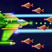 喷气飞机太空射手