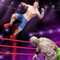 擂台摔跤冠军