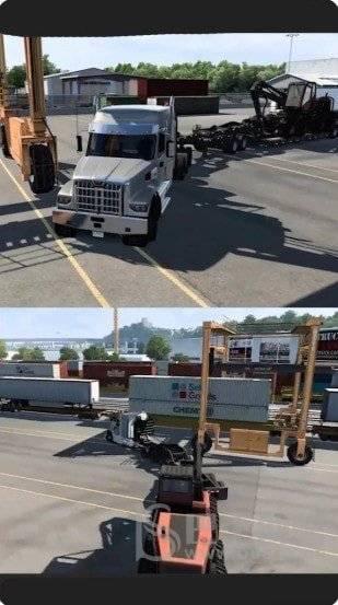超级喷气卡车