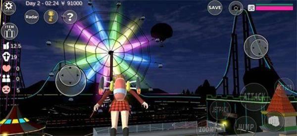 樱花小镇模拟器最新版截图