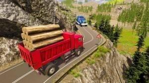 卡车越野司机截图