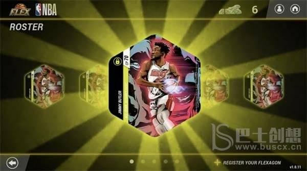 Flex NBA
