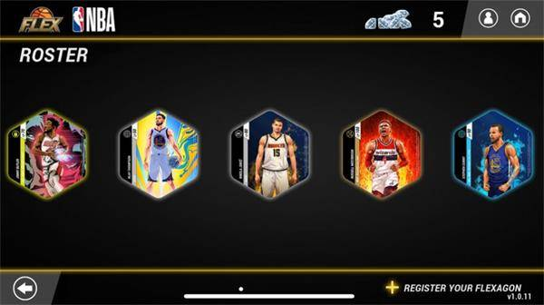 Flex NBA截图