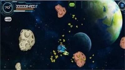 银河太空冒险截图
