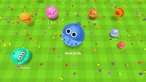 贪吃的怪物3D
