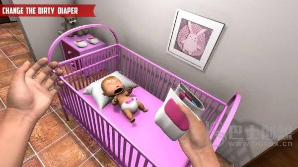 年轻母亲模拟器3D