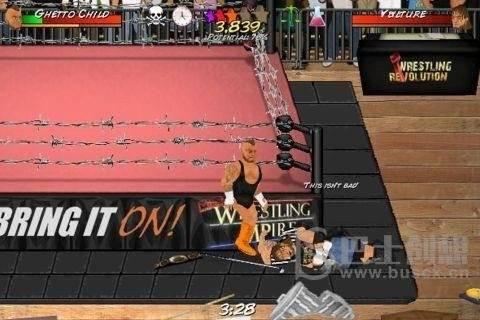摔角革命管理模式