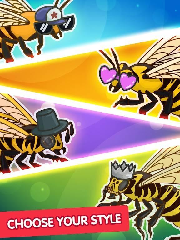 愤怒的蜜蜂进化截图