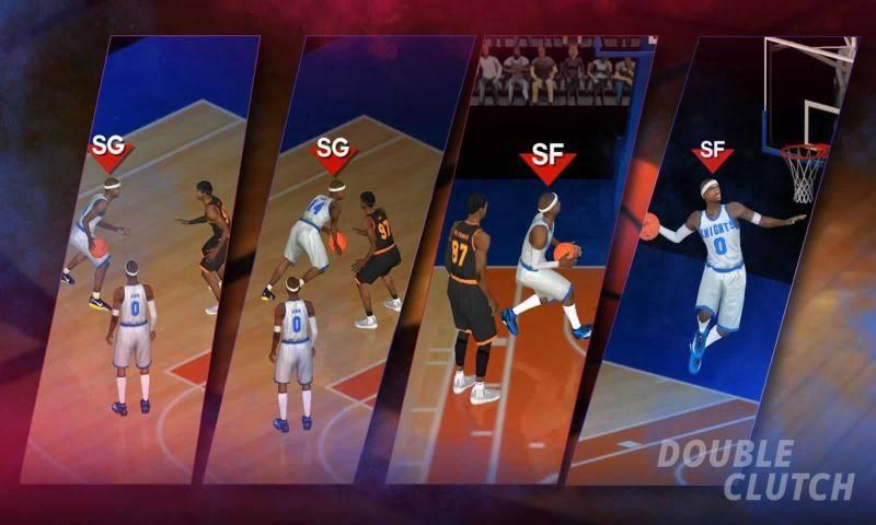 篮球大赛截图