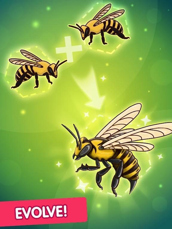 愤怒的蜜蜂进化