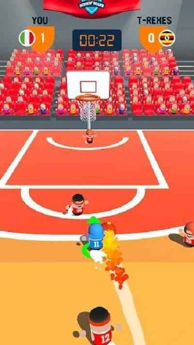 热血街头篮球截图